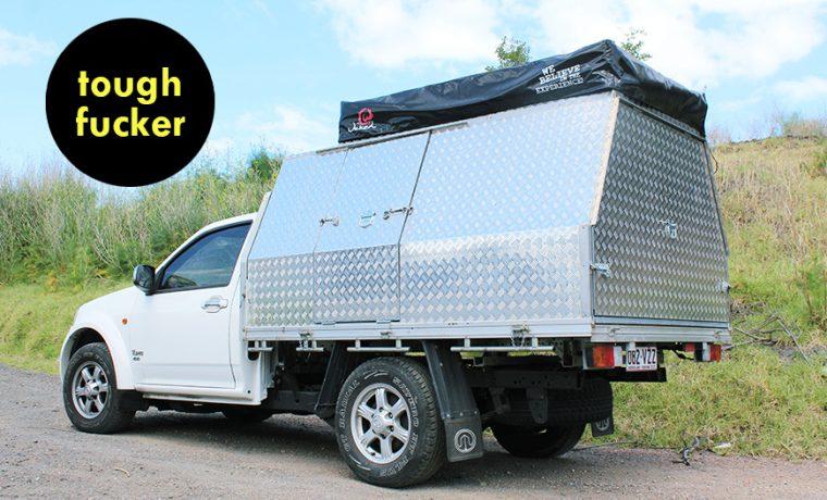 4WD Cabin King 2-Sleeper